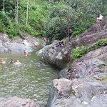 trou d'eau - Evasion - Saraméa