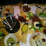fondue boullion