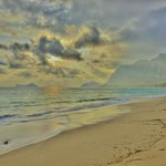 Waimanalo Beach Sunrise