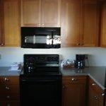 Kitchen in 525