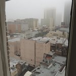 View from our room to Canal Street- 2 min walk
