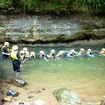 Body Rafting is great fun!