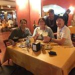 Dinner in San Miguel