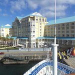 View from the cruise ship,Silver Wind