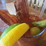 BACON bloody mary!!!
