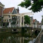 Near the Amstel, really nice
