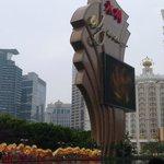 Wynn Macau Hotel - CNY Dragon