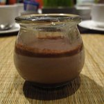Chocolate yoghurt