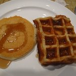 Pancake & waffle