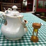 Nice tea selections