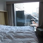"""View - """"King City Suite"""" - 1st room"""
