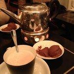 special hot chocolatv('attention': about half liter of milk ��)
