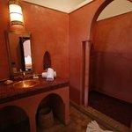 salle de bain chambre Darafa