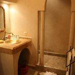 salle de bain Chambre Sahara