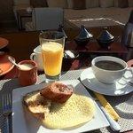 Breakfast at Riad Dar One