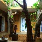 Inside of Madunandani Ayurveda Health Resort & Spa