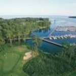 Beautiful view of Hole #16 and the Marina