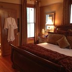 Our room, The St. Augustine Grand.