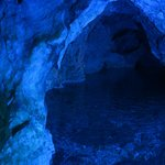 Entrance to Inazumi Underwater Cave