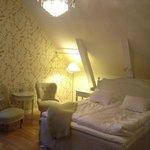 romantiska rummet, plan 3