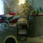 """russian restaurant """"Vana Moskva"""""""