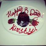 My Birthday Desert <3