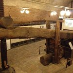the giant wine press