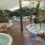 Franz Josef hot pools