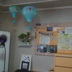 It's U&I hostel's play area