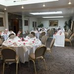 The Wedding Breakfast Room