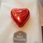 バレンタインのチョコ頂きました。