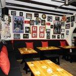 Inside the Cavern Pub Albufeira