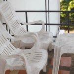 Die Terrassenstühle