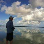Bonefishing on North Caicos