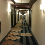 Unique hallway