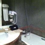 A standard Room Bathroom