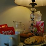 Tea & Coffee in all rooms