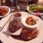 Foto de Restaurant Auberge du Chapelet