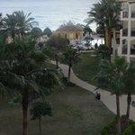 Views from Marriott's Marbella Beach Resort