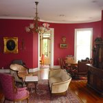 Sitting room, Dr. Phillips House