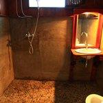Salle de bains, chambre n°4