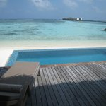 202, smallish private pool