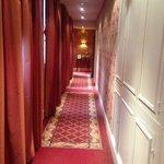 tres joli couloir