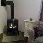 The cozy stove