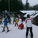 Skigebiet Bödefeld-Hunau-Lift