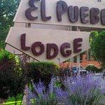 El Pueblo Lodge on Paseo Del Pueblo Norte
