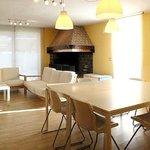 Sala colazioni - zona comune