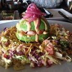 Shrimp and Avocado Salad at Venga Venga