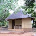 """Chambre """"case ronde africaine"""""""