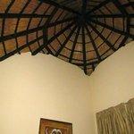 Plafond de la chambre